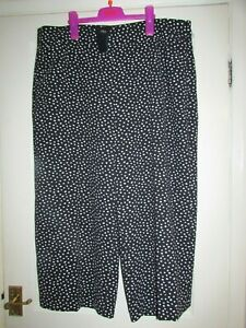 Ladies Leggings M/&S Grape Soft Cotton Added Stretch 20-32 BNWT Marks Curve Women