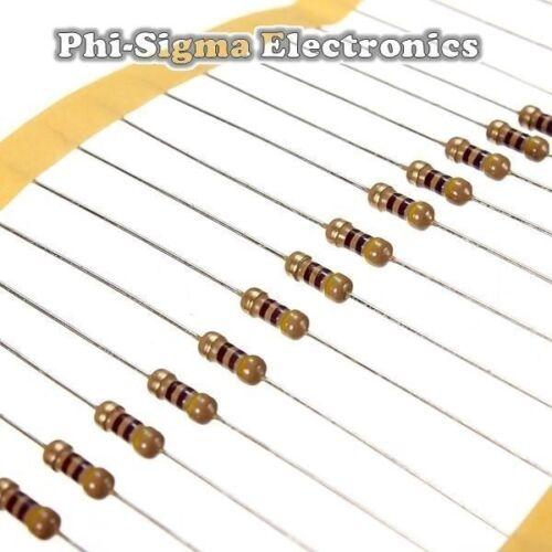 Various Pack Sizes Carbon Film Resistors 1W Full Range of Values