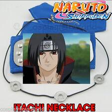 Anime Manga Naruto Itachi Uchiha Akatsuki Necklace Jewerly Costume Cosplay New
