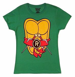 Teenage-Mutant-Ninja-Turtles-Ralph-Raphael-Costume-TMNT-Junior-T-Shirt