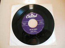 LUCHO GATICA Once In A Dream / Mexicali Rose  CAPITOL RECORDS  NEW 45