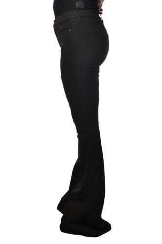 pantaloni Donna Dondup Nero 5934209c191158 Zampa Jeans 6O75nqwP