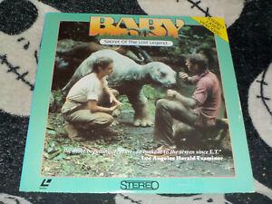 Bambino-Segreto-di-The-Lost-Legend-Laserdisc-Ld-Ordini