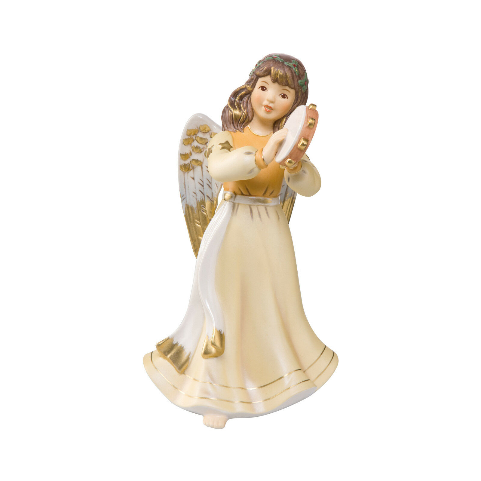 Goebel Engel Tamburinklänge ANGEBOT Gloria Goebelengel Göbel Figuren NEU