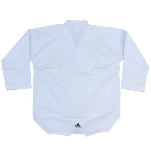 Adidas Champion II Beginner Uniform//ADICH02//White Neck Dobok//TaeKwonDo Unifom//Gi