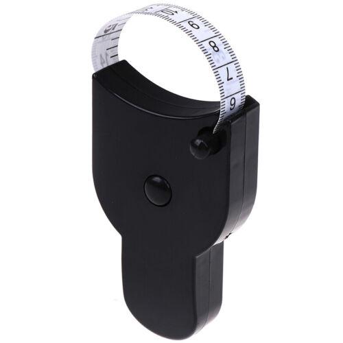 Messung der Körperfett-Messschieber genaue Körper Maßband GesundheitswesDJ Hl