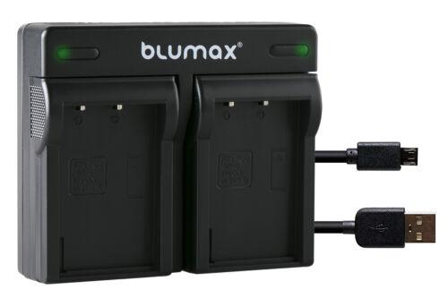 90108-90387 Akku Dual Ladegerät für Olympus E-400 E-410 E-420 E-450 E-600 E-620