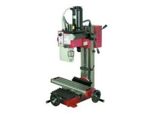 2SP - 2 SPEED BENCHTOP MILL/DRILL MACHINE + 90 DAY WARRANTY + FREE SHIPPING Canada Preview