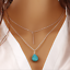 Multilayer-Fashion-Women-Boho-Alloy-Clavicle-Choker-Necklace-Charm-Chain-Jewelry thumbnail 238