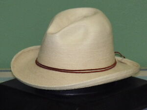 Image is loading SUNBODY-RB-039-S-FINE-PALM-SLOPED-FEDORA- 99acaceca2d