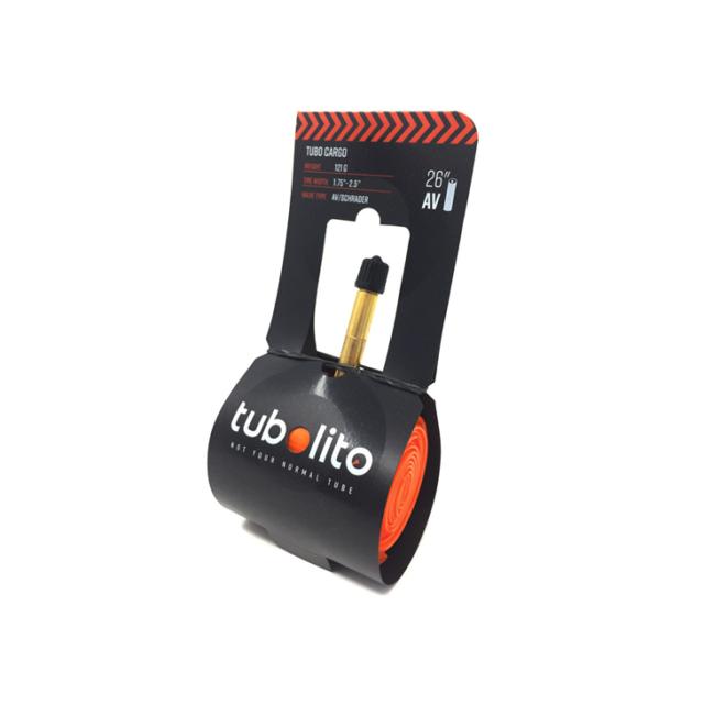 "TUBOLITO Camara Tubo Cargo 24X1.75/""-2.5/"" TUB33000082 Components Tubes 24/"""