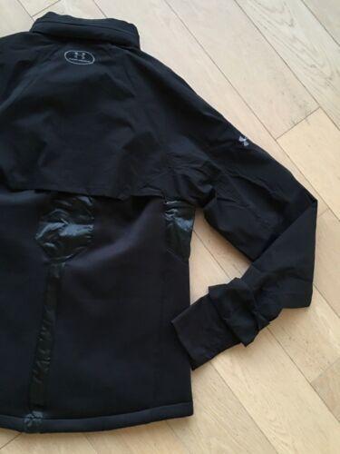 xxl Under entrenamiento hombres Bnwt color Armour Accelerate Chaqueta negro para de tamaño YxnvWYPa