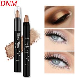 Impermeable-Metalico-Mate-Crema-Sombra-de-Ojos-Maquillaje-Cosmetico-Sombra-de-Ojos-Stick