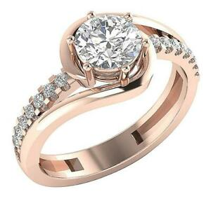 I1-G-1-25-Ct-Natural-Diamond-Solitaire-Engagement-Ring-14K-Solid-Gold-9-85-MM