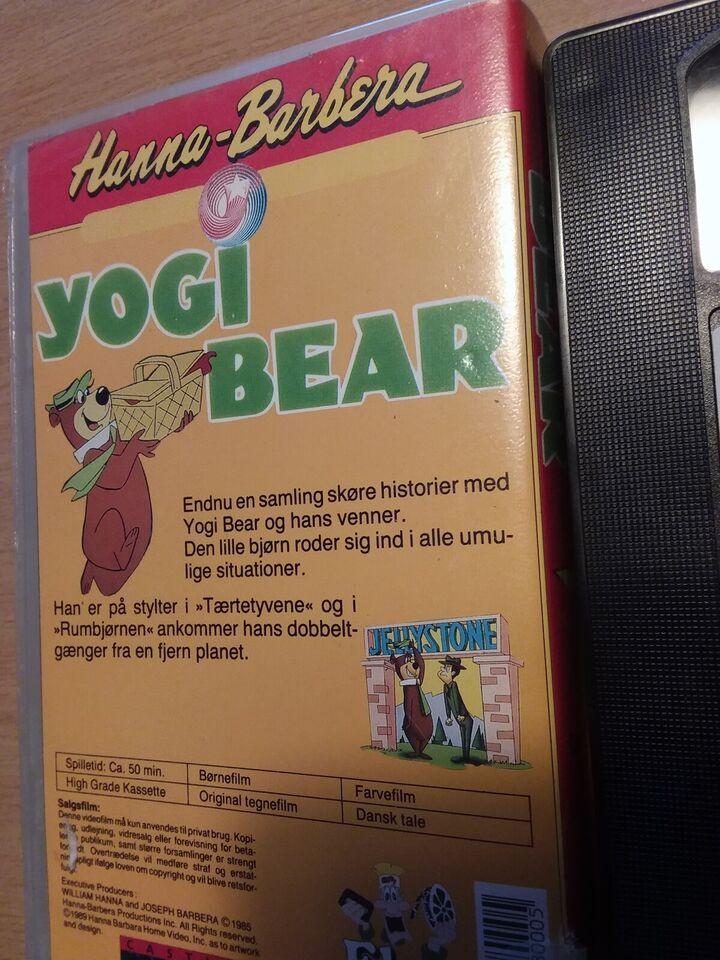 Tegnefilm, Yogi Bear