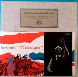 Scheibe-Classic-Vinyl-33-Time-Beethoven-Sinfonie-Heroic