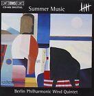 Summer Music/berlin Philharmonic Wind Quintet 7318590009529 by Barber CD