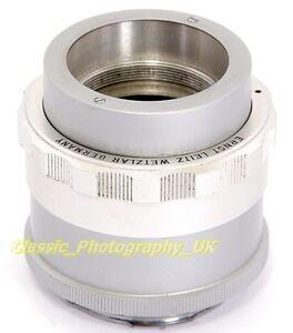 LEICA-Visoflex-IIa-III-fit-LEITZ-OTZFO-16464K-Universal-Lens-FOCUSING-MOUNT