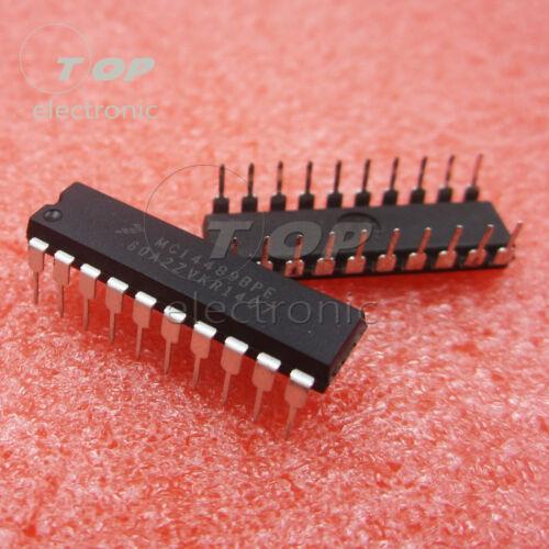 1PCS//5PCS MC14489BPE 14489BPE 20PINS MuIti-Character lED Display//lamp Driver