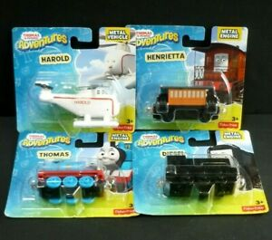 Thomas /& Friends Adventures Brand New Henrietta Sealed