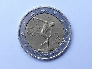 ► 2 euro - GREECE - 2004 - Olympic Games Athens