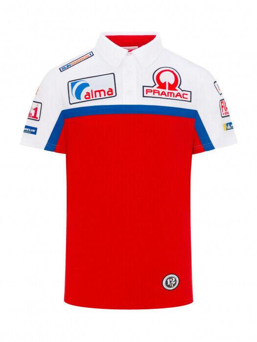 Camisa Polo Oficial Equipo Pramac Ducati -  19 16101  barato