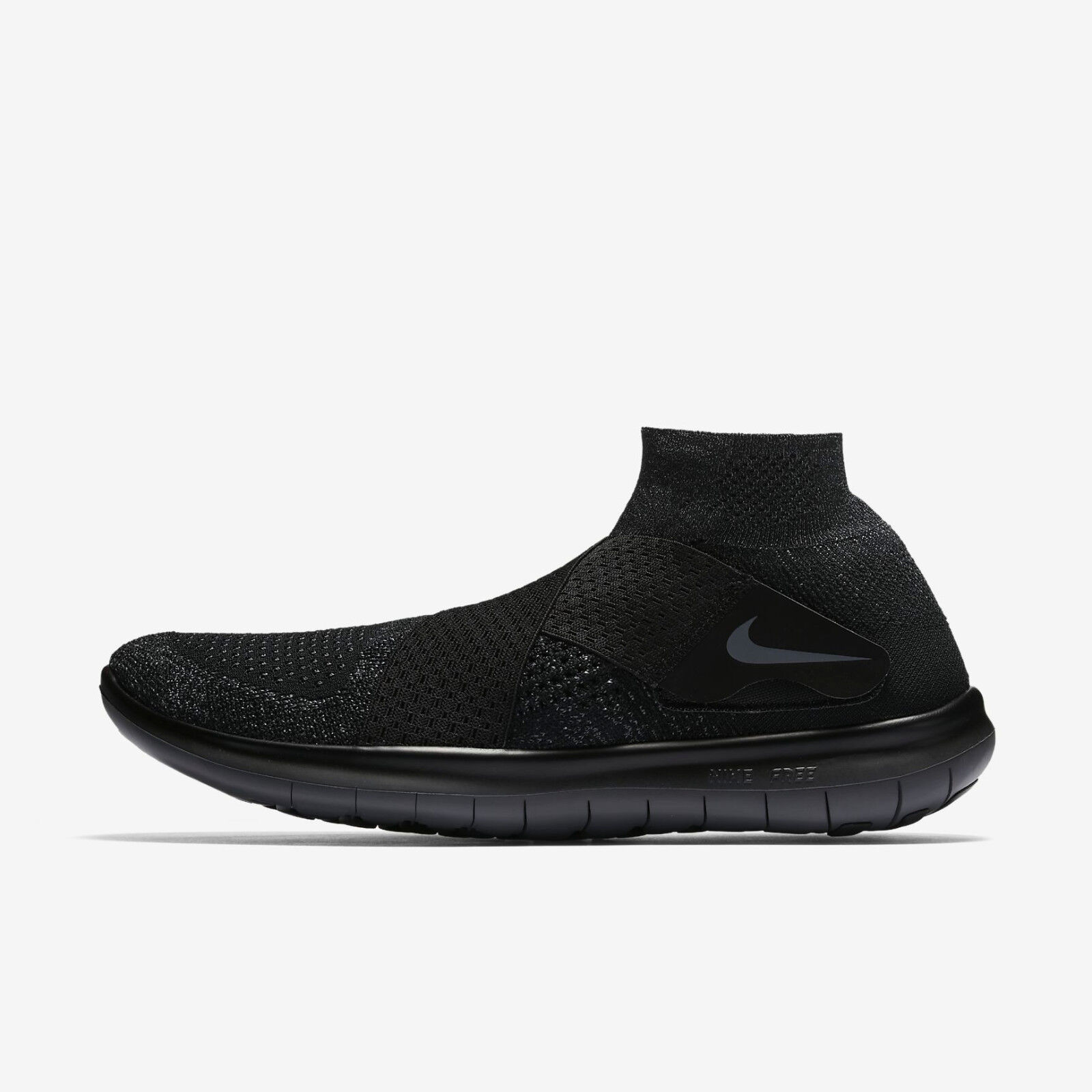 620397919dd0 Men s NIKE Free RN Motion Motion Motion FK 2017 RUNNING Shoes Sizes 7.5-14  Black (880845 003) 4bceb9
