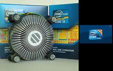 Genuine Intel Core i3 Heatsink CPU Fan for i3-530 i3-540 i3-550 i3-560 - New