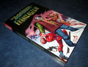 MONSTER OF FRANKENSTEIN #1 TP TRADE PAPER BACK MARVEL 536 pages $40 SRP NM