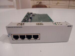 éNergique Carte Sli4 Pour Pabx Alcatel Lucent Oxo Oxe