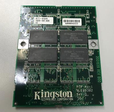 KINGSTON KTT-700//8 8MB MEMORY CARD TOSHIBA TECRA 700