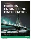 Modern Engineering Maths Pack with MyMathLabGlobal by Glyn James (Mixed media product, 2015)