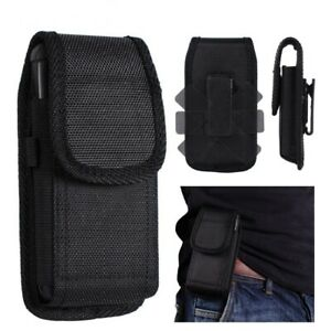 new product d2529 8a217 Details about Vertical Phone Belt Holder Case For Cell Phone Pouch Clip  Flip Universal