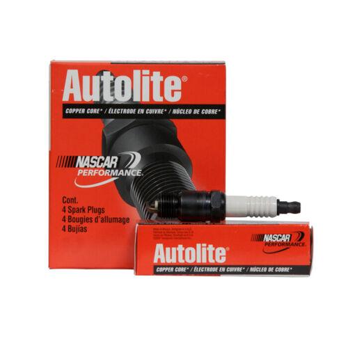 MPN 3136 Package of 4 Spark Plugs Autolite Copper Core Spark Plug