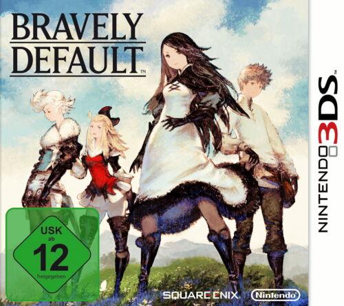 1 von 1 - Bravely Default, Nintendo 3DS Spiel, neu, ovp.
