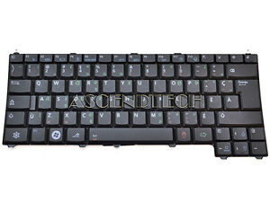DELL-LATITUDE-E4200-FRENCH-CANADIAN-QUEBECOIS-LAPTOP-KEYBOARD-W691D-Y038-KFRTM9