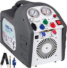 110v 60 Hz Portable Refrigerant Recovery Machine Charging Unit Hvac R410a