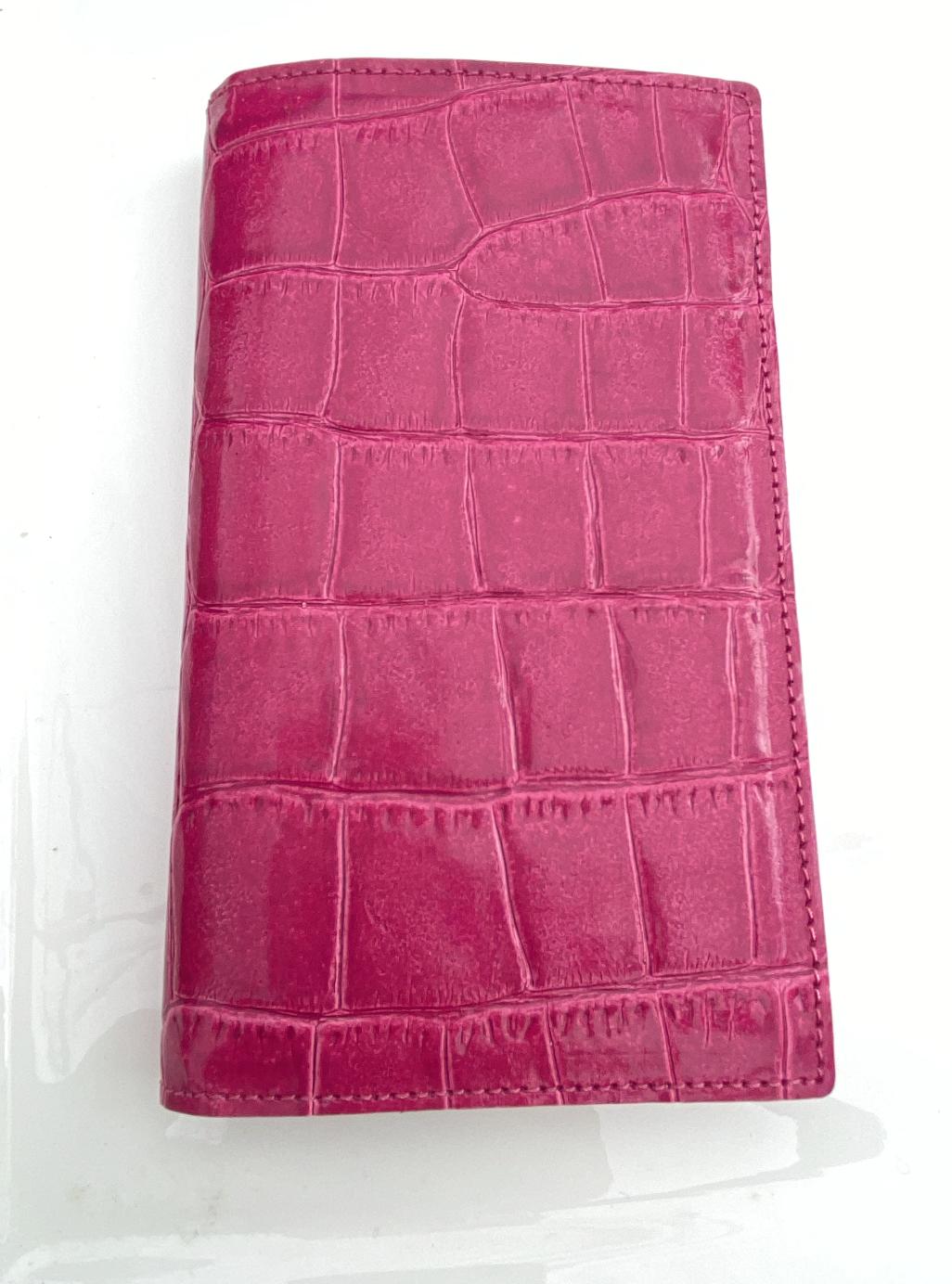 Cubierta de cuero exótico y portátiles