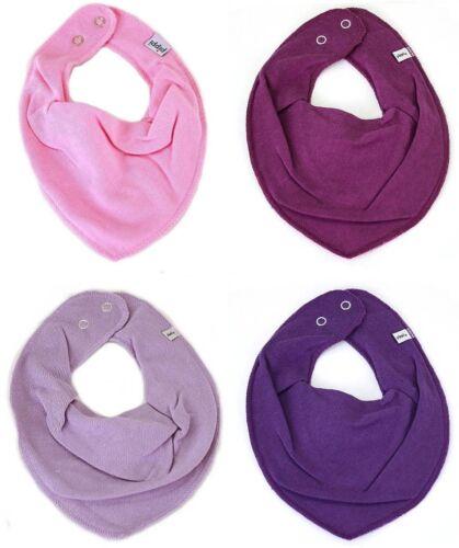 Fifi larges Foulards dans le SET ❤ bavoirs bébé foulard ❤ Prix Spécial 4er Pack ❤