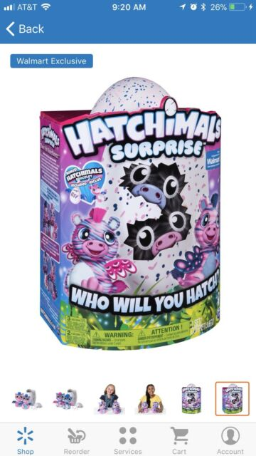 Hatchimals Surprise Zuffin Walmart Twins