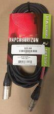 RapcoHorizon Nm1-25 25ft Xlrm-xlrf Microphone Cable