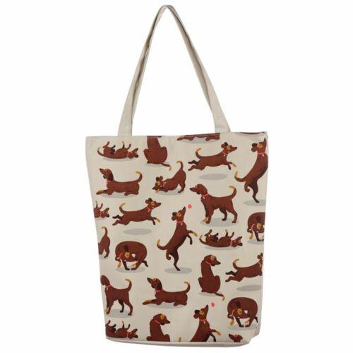 Parche de captura Perro Bolsón Para las compras de algodón bolso de compras nuevo con etiquetas