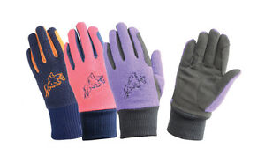 Come In A Sizes Hy5 Childrens Winter Horse Riding Gloves Very Durable /& Comfortable