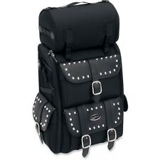 Saddlemen S3500S Deluxe Sissy Bar Bag Universal Fitments