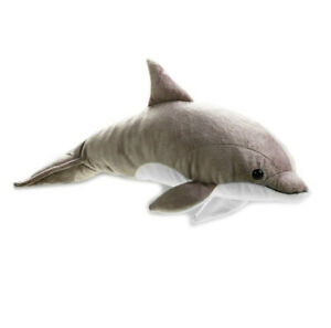 Dolphin-soft-plush-toy-17-034-43cm-stuffed-animal-National-Geographic-by-Lelly-NEW