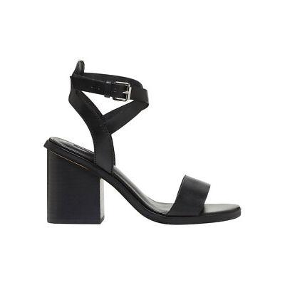 NEW Windsor Smith Bermuda Black Sandal