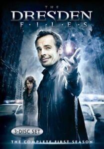Nuovo-The-Dresden-Files-Completo-Mini-Serie-DVD