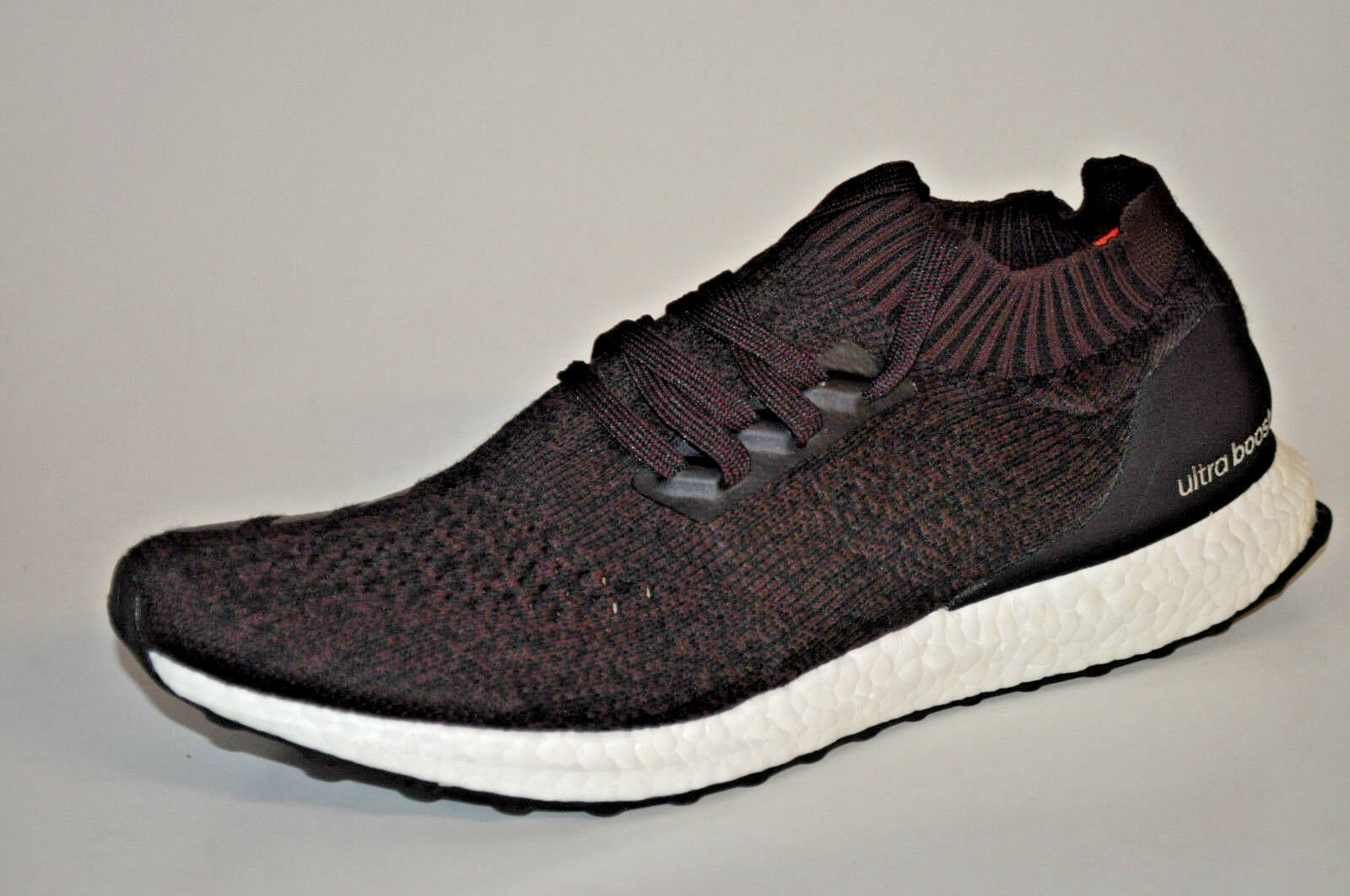ADIDAS ultraboost Uncaged Uncaged Uncaged by2552 torsione Core nero Dark Burgundy Nero dbd3eb