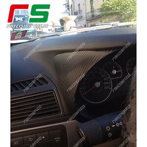 fiat-grande-punto-3p-ADESIVI-decal-sticker-cover-cruscotto-carbonlook-4D