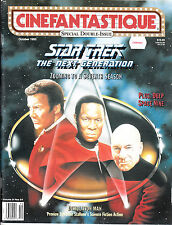 CINEFANTASTIQUE V24 #3/4 (Oct 93)  Star Trek TNG & Deep Space Nine * Demolition